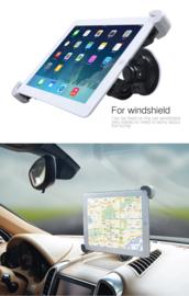 Tablet autohouder universeel met zuignap