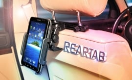 Celly REARTAB universele tablethouder voor auto hoofdsteun