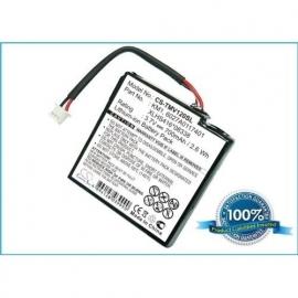 Accu batterij voor TomTom Via TomTom START