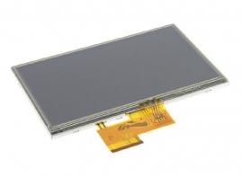 Compleet LCD display scherm voor Garmin ZUMO 340LM 350LM 390LM