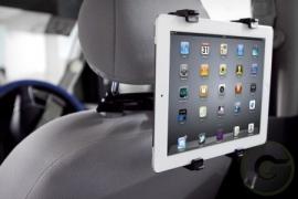 Universeel tablet hoofdsteunhouder auto iPad Samsung Galaxy Tab