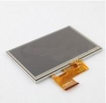 LCD display scherm voor Garmin Nuvi 1400 2460 2500 series Nuvi 50 52 54 nuLink 1695