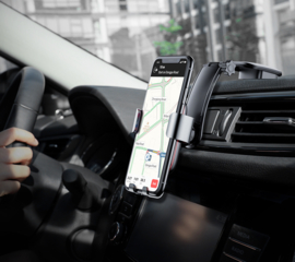 Baseus Metal Age Gravity Car Mount telefoonhouder dashboard