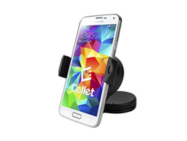 Universeel telefoonhouder compact voor iPhone Samsung HTC Huawei
