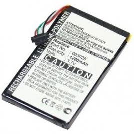 Accu Batterij voor Navigon 2100 max 2110 max 2120 max 2150 max 2310