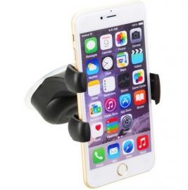 HR Richter Smartphone autohouder Quicky Smart S kort compacte steun