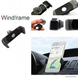 Windframe universele smartphone airco vent autohouder ventilatie steun