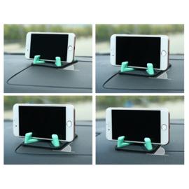 Remax universeel smartphone dashboard desk auto houder blauw