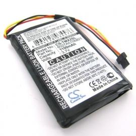 Accu batterij voor tomtom one v4 one xl iq
