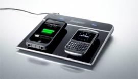 Energizer Inductive Qi Dual Charging Plate Draadloze oplader voor meerdere smartphones