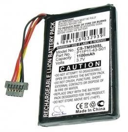 Accu batterij voor tomtom go 740 750 940 950 live