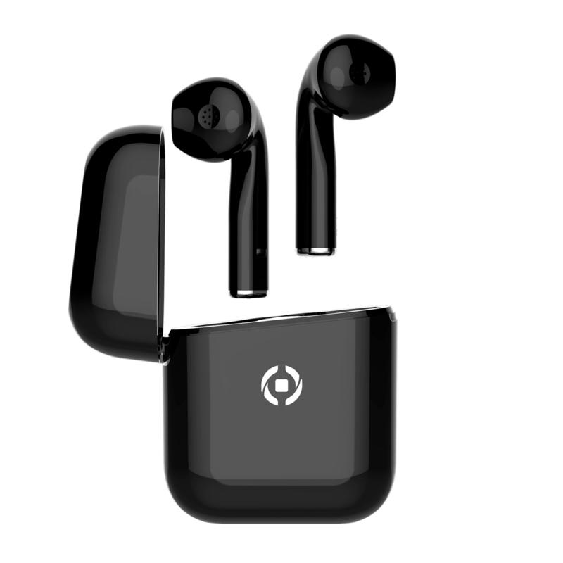 Celly bluetooth oortjes iphone zwart