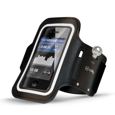Celly Armband Smartphone Sportband 3XL Zwart