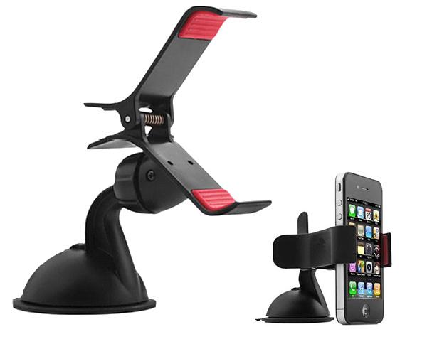 Universeel mobielhouder auto voor smartphone met klemmen