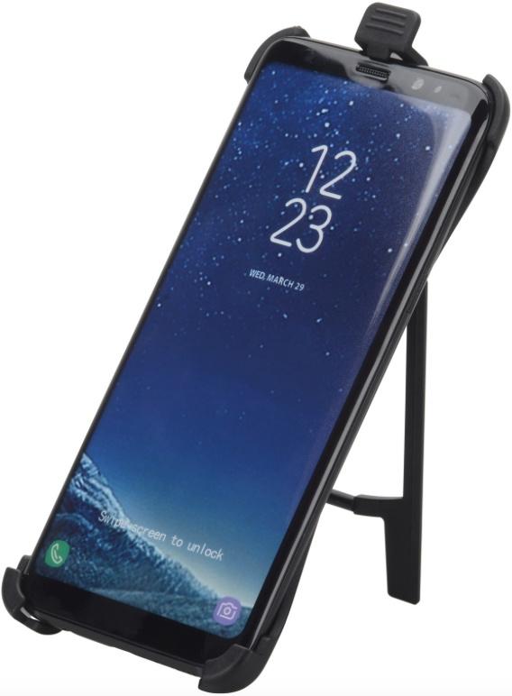 HR Grip Cradle houder met standaard Samsung Galaxy S8 Plus