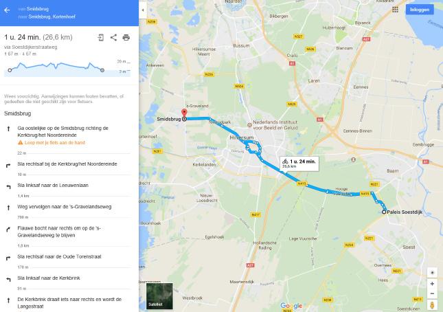routeplanner google