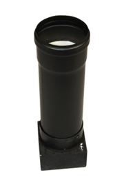 Pellet beginpijp/voet 80 mm #19-694