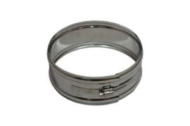 Klemband 250mm - Zwart