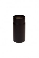 EW/Ø180 2mm Pijp 25cm (Kleur: Zwart) DH161803