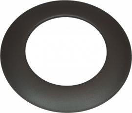 EW/130 Rozet Kleur: antraciet