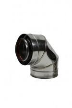 Holetherm concentrisch bocht 90° graden Ø130 -200mm