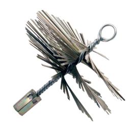 Staalborstel rond Ø 125mm