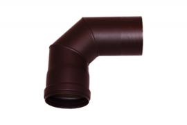 Pelletkachel bocht 90° ∅ 80mm #19-250