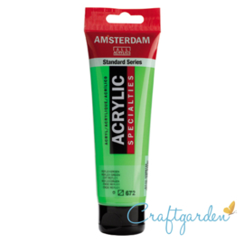 Amsterdam - All Acrylics - 120 ml - reflexgroen - 672
