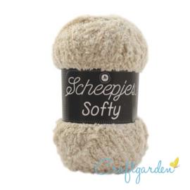 Scheepjes - Softy - zand  - 481