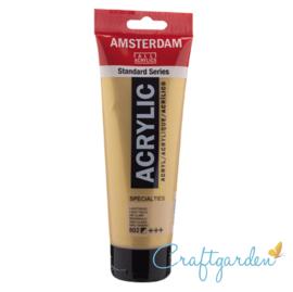 Amsterdam - All Acrylics - 120 ml - lichtgoud - 802