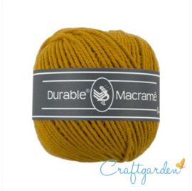 Durable - macramé - curry - 2211