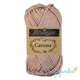 Scheepjes Catona -antique mauve - 257 -  50 gram