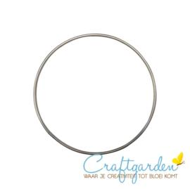 Metalen ring - doorsnede - 15 cm - 1 stuk