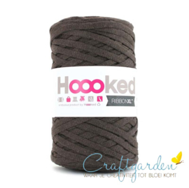 Hoooked-RIBBONXL-250 gram -tabacco brown