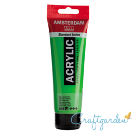 Amsterdam - All Acrylics - 120 ml - briljantgroen - 605