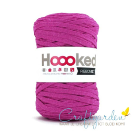 Hoooked-RIBBONXL-250 gram -crazy plum