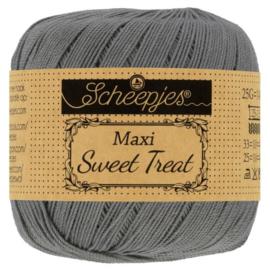 Scheepjes - maxi sweet treat - katoen - 25 gram -  metal -242