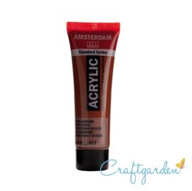 Amsterdam - All Acrylics - 20 ml - Sienna gebrand - 411