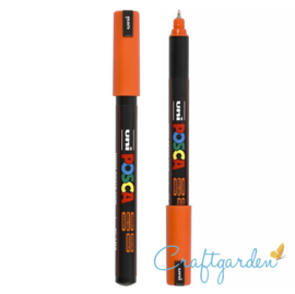 Posca - pc-1mr - orange  - 0.7 mm