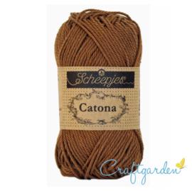Scheepjes Catona -  Root Beer - 157 -  50 gram