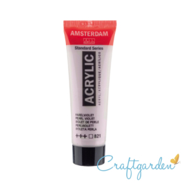 Amsterdam - All Acrylics - 20 ml - Parel violet - 821