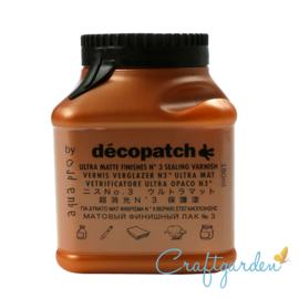 Decopatch - Vernis  -  Aqua pro - ultra mat - 180g