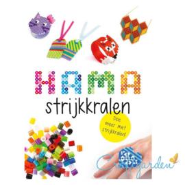 Boek - Hama - doe meer met strijkkralen