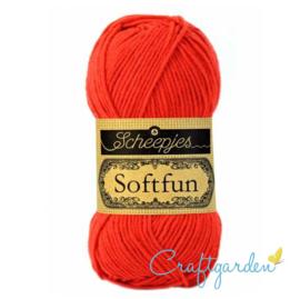Scheepjes - Softfun - rood - 2410