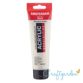 Amsterdam - All Acrylics - 120 ml - parelgeel - 818