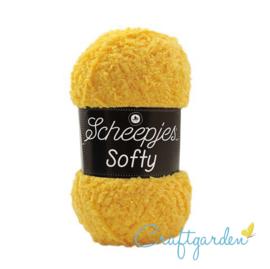 Scheepjes - Softy - geel - 489