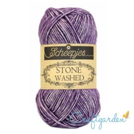 Scheepjes - Stone washed - garen - Deep Amethyst - 811