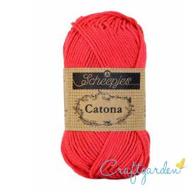 Scheepjes Catona - 256 - cornelia rose - 50 gram