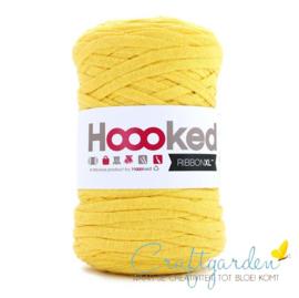 Hoooked-RIBBONXL-250 gram -lemon yellow