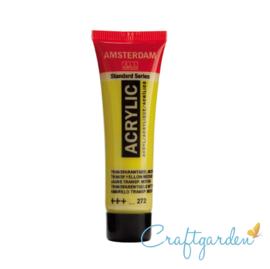 Amsterdam - All Acrylics - 20 ml - Primair geel - 272
